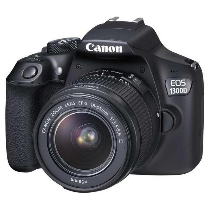 Canon EOS 1300D 18MP with Lens EF-S 18-55mm III
