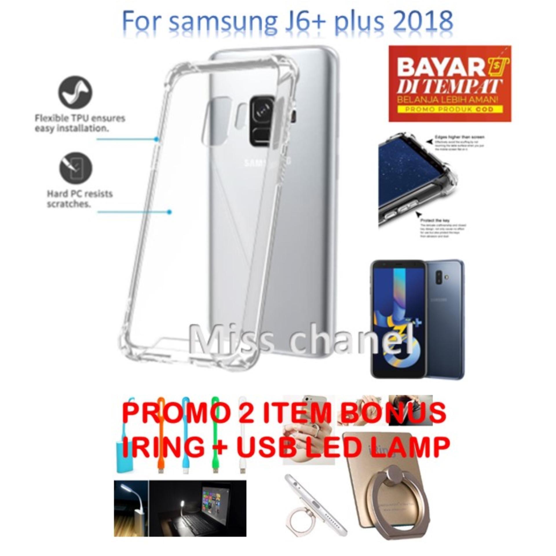 Case Anti Crack Samsung Galaxy J6 Plus 2018 6.0