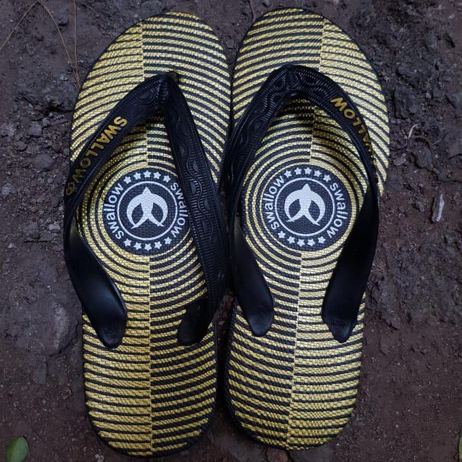 Sandal Jepit Swallow TARGET // Sandal Pria // Sandal Wanita // Sandal Pantai Murah