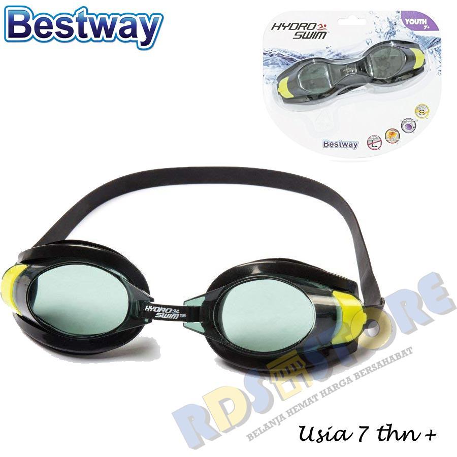 Bestway Kacamata Renang Anak Hydro Swim Focus Goggles 21005