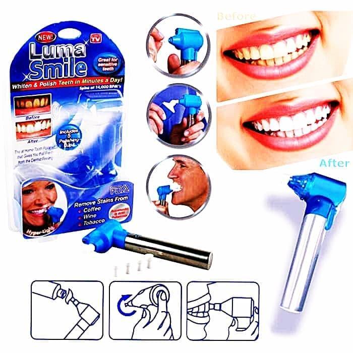 ... Lucky Whitelight Fast Pemutih Gigi White Light Tooth Whitening Source  TOKO49 Pemutih Gigi Teeth Polish Whitener 610e9a89b5