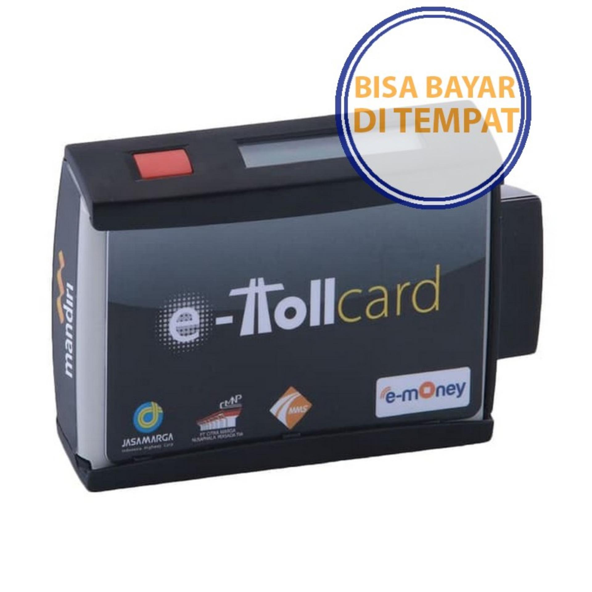 Buy Sell Cheapest Promo E Toll Best Quality Product Deals Emoney Mandiri Custom Gratis Tongtol Saat Ini Mesin Etoll Pass On Board Unit Obu