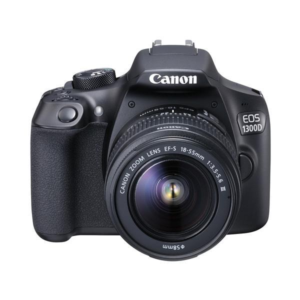 Canon EOS 1300D kit 18-55mm III Kamera DSLR