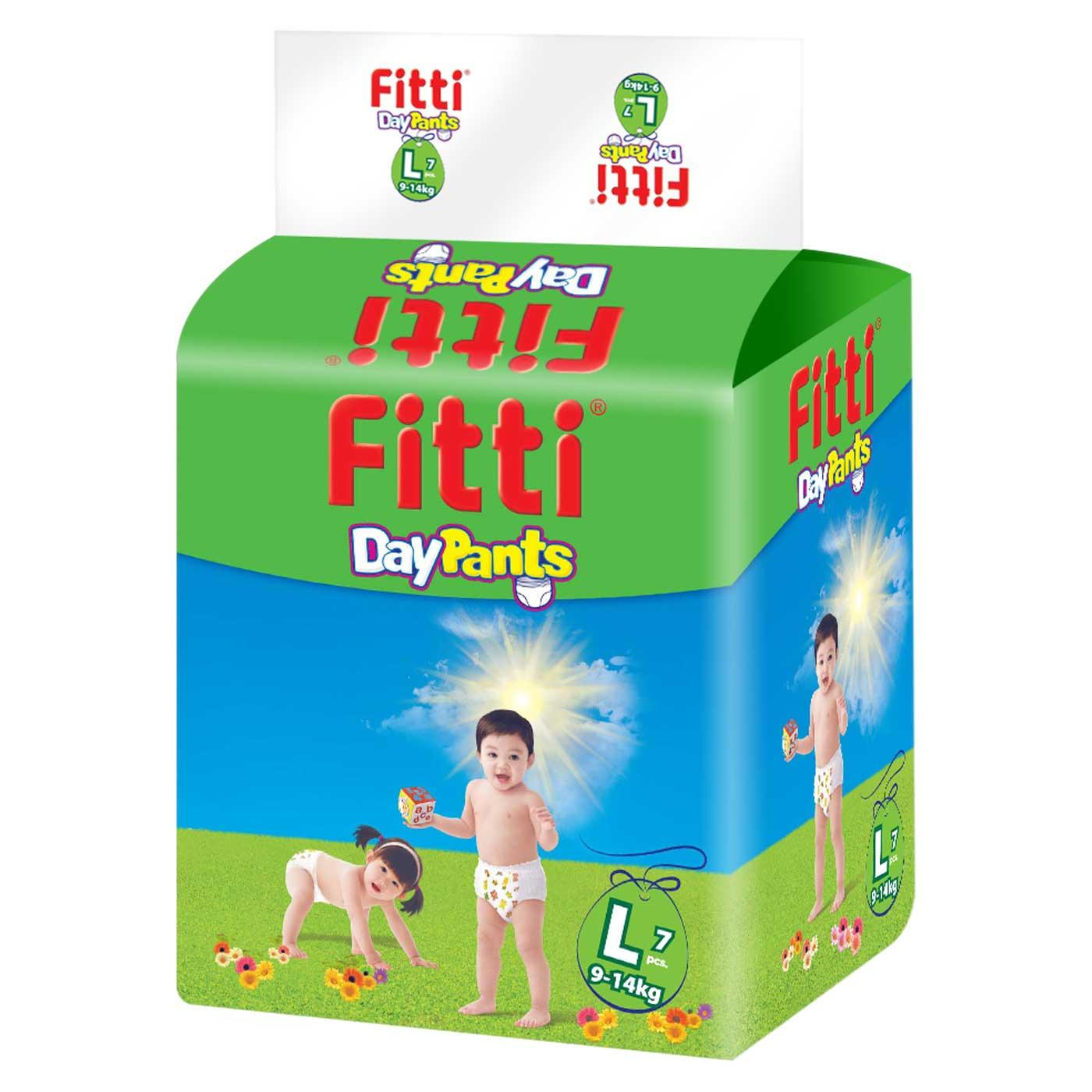 FITTI DAY PANTS L48 ISI 3