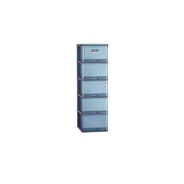 GOJEL ONLY Lemari Plastik Laci Container Excel L5 Large Lion S Limited