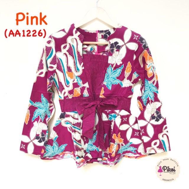 Atasan batik   baju batik wanita   batik modern   atasan batik wanita murah    batik 29953311c8