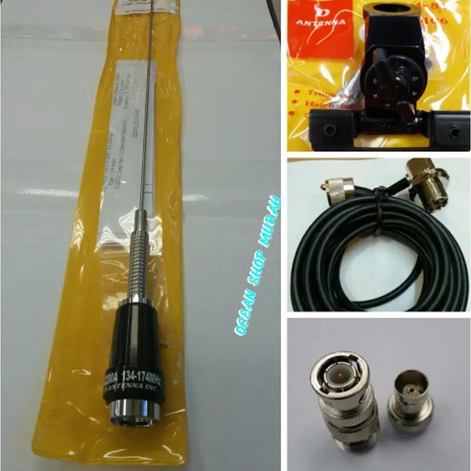 Semua Marketplacee Paket Antena Rig Mobil Ht Diamond Mdl G Gs M150 Larsen Po150rig