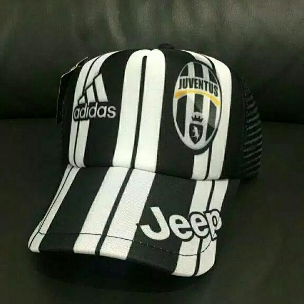 Buy Sell Cheapest Promo Jaket Juventus Best Quality Product Deals Kaos Baju Bola Juve New Logo 2017 Topi Trucker Jaring Hitam