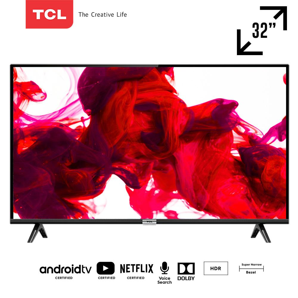 TCL 32 inch Google certified Smart HD TV with AI & Dolby Sound (model 32A3)