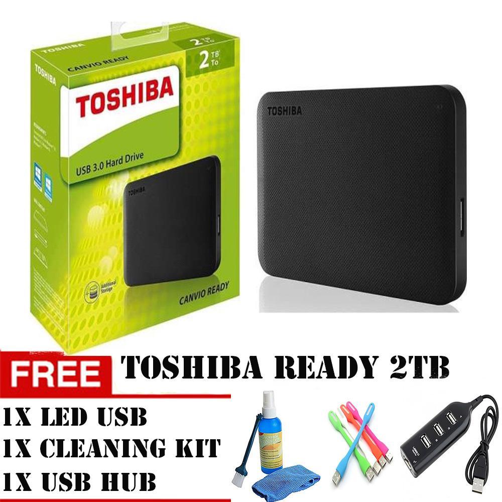 Toshiba Canvio Ready 2TB