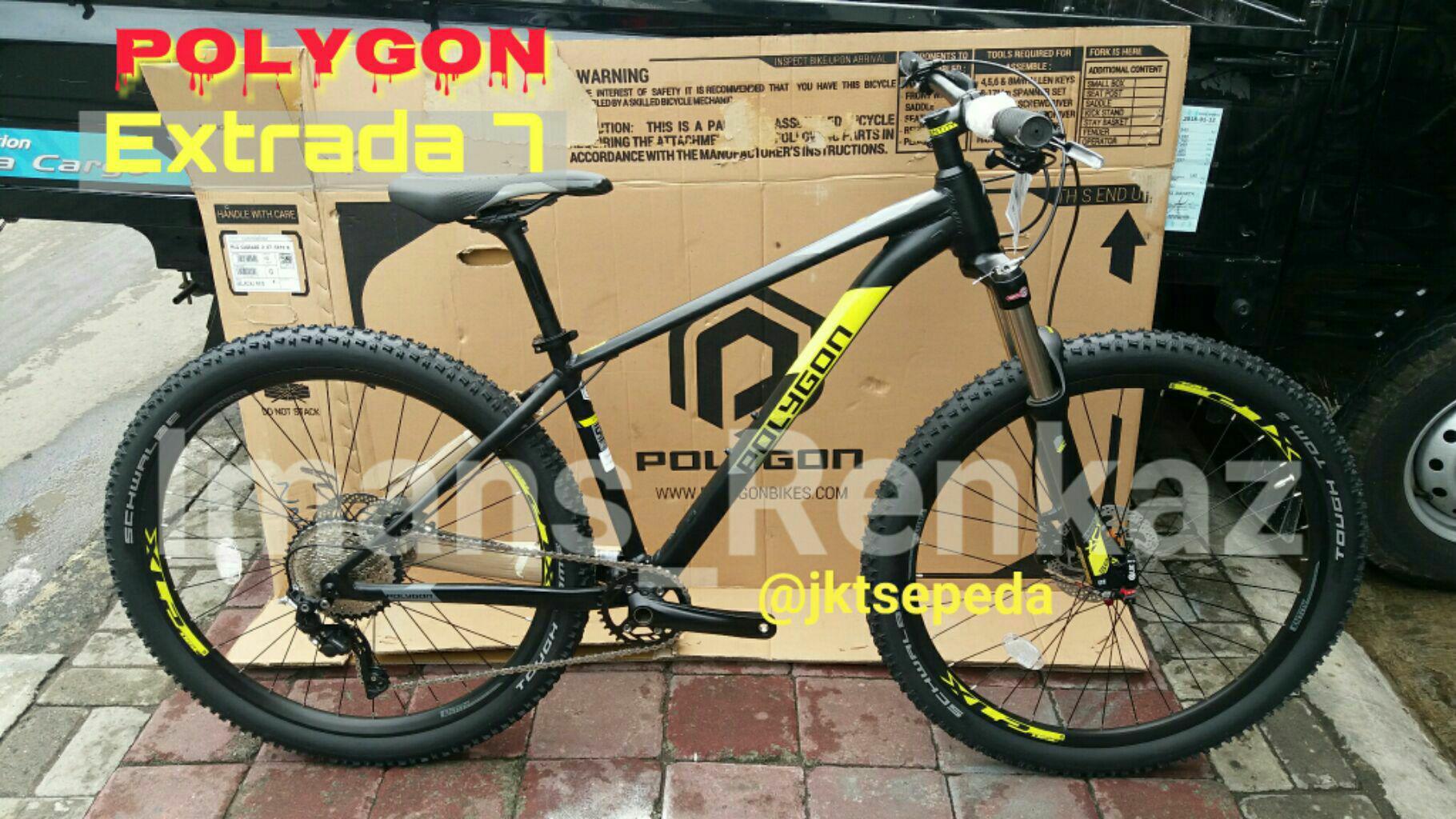 Sepeda MTB Polygon Xtrada 7
