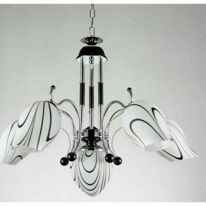Lampu hias gantung minimalis dekorasi ruang tamu