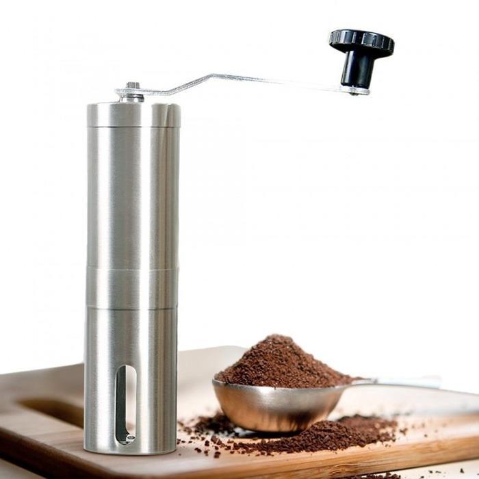 alat penggiling kopi manual - coffee grinder - gilingan kopi portable
