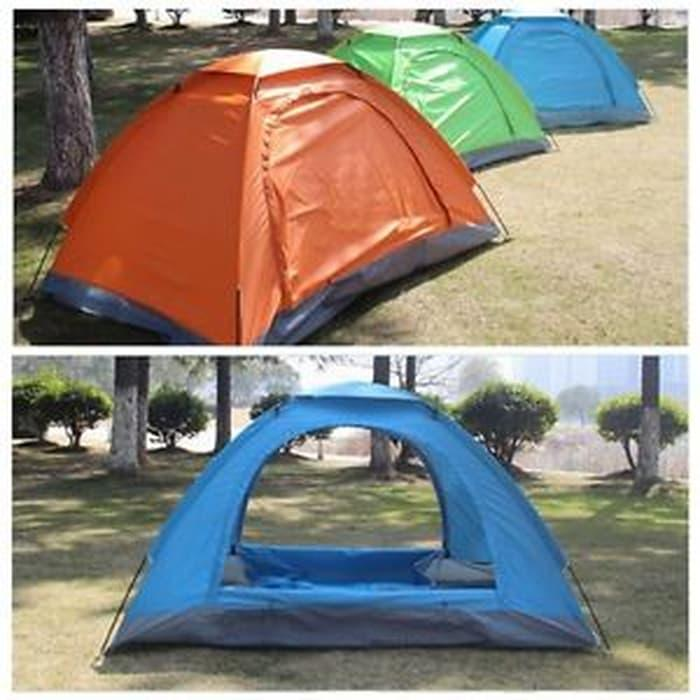 Best Seller!! Tenda - New Camping Hiking Easy Foldable Automatic Setup Pop Up Waterp - ready stock