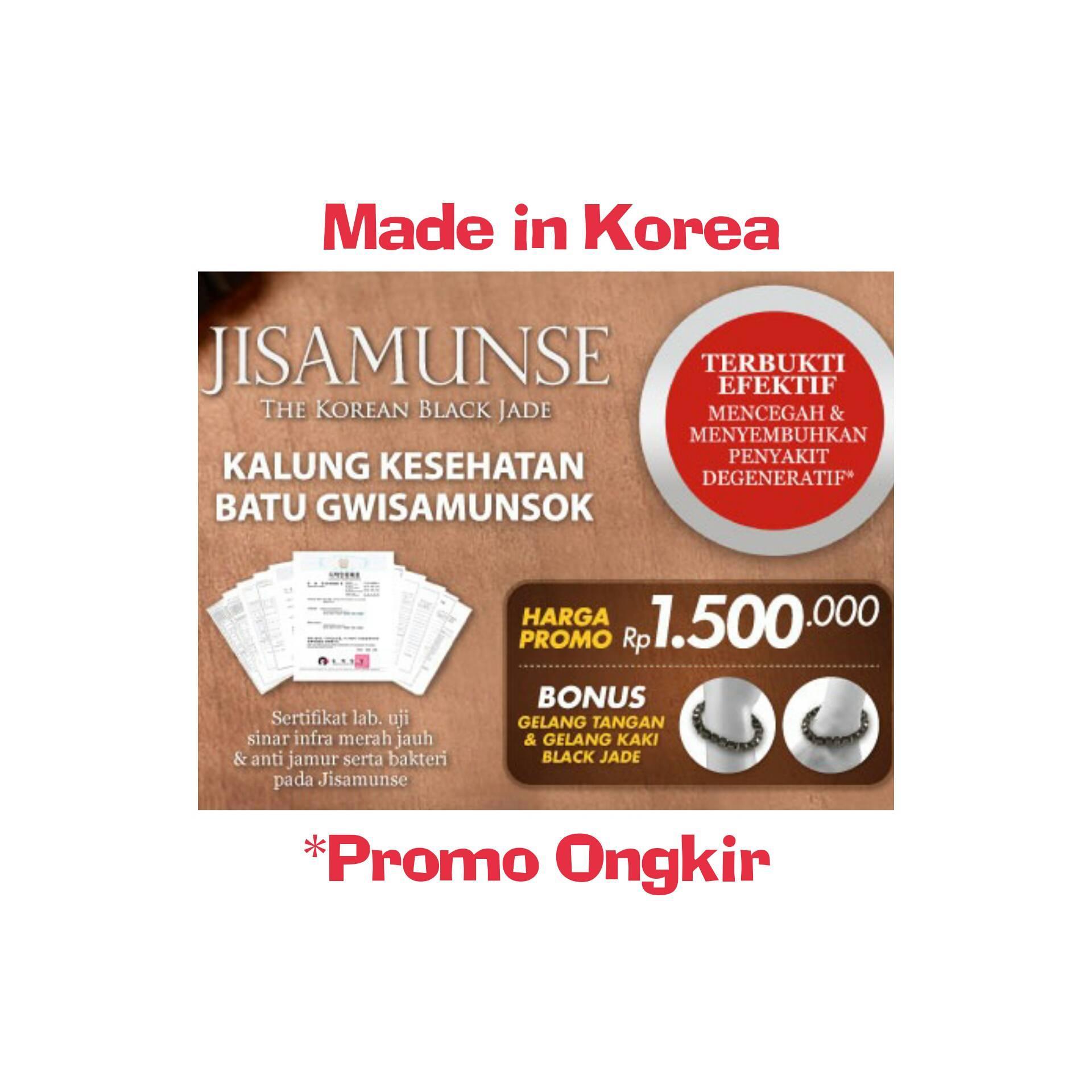 JISAMUNSE Kalung Kesehatan JM Medical Korea Gwisamunsok