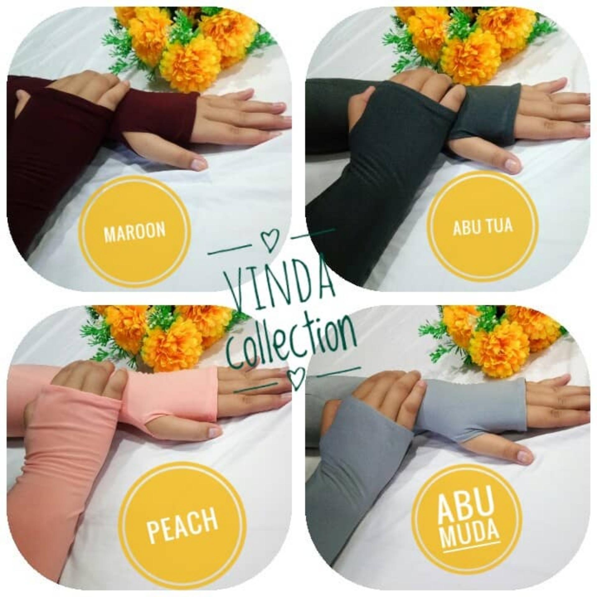 Buy Sell Cheapest Handsock Manset Jempol Best Quality Product Bolak Balik Wanita