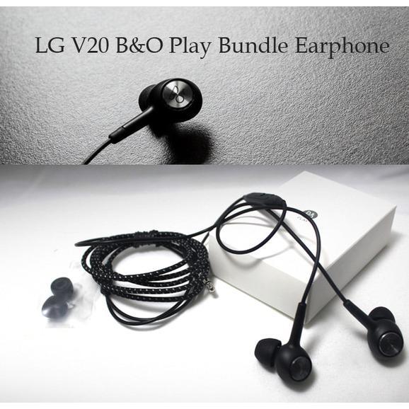 Handsfree LG V20 / BLACK ORIGINAL