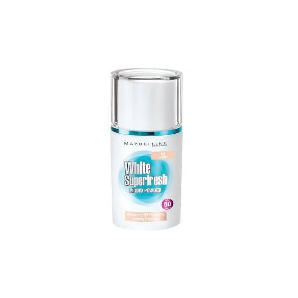PROMO!! Maybelline White Superfresh Liquid Powder - B5 Honey