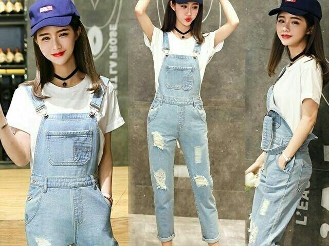 RO Janetz jeans LIGHT BLUE / Baju wanita / gamis / baju atasan wanita / Baju wanita murah / baju wanita jumbo / baju polos / baju wanita polos / baju pesta / kemeja wanita / baju couple / dress