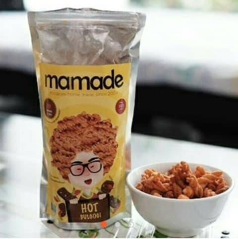 Mamade Makaroni Xtremee Hot - Cemilan - 160gr - Paket 3 pcs. IDR 54,000 IDR54000. View Detail. Best Top Seller!! Snack Homemade Makaroni Homemade