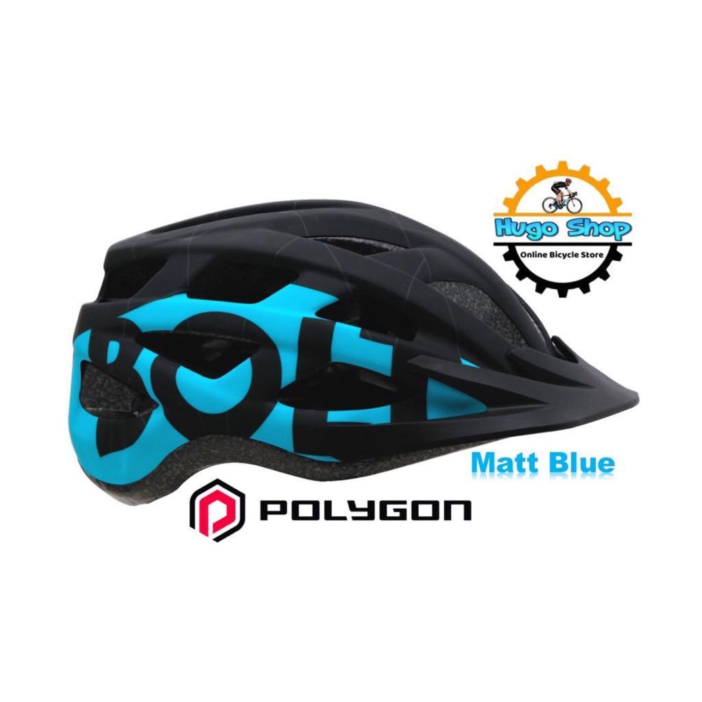 Jual Helm Sepeda Terbaik Harga Enduro Mtb Am Dh Seperti Lixada Kingbike Polygon Bolt Matt Blue