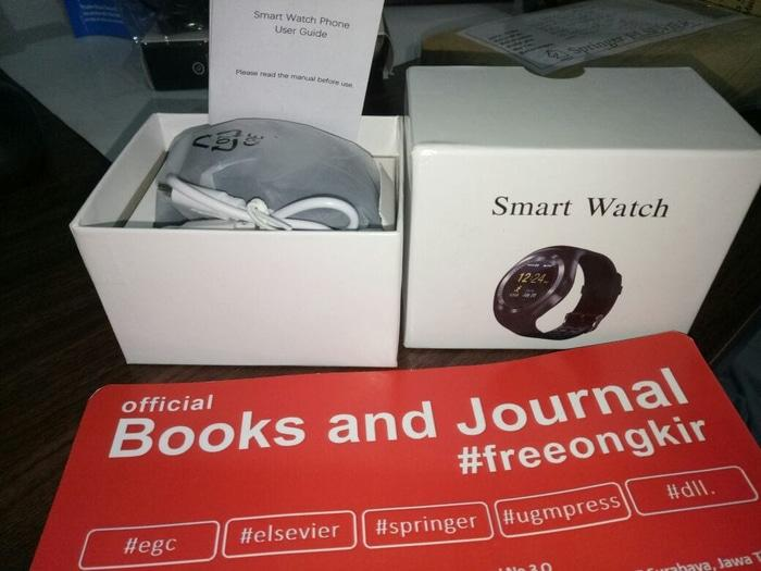 Promo - Bluetooth Smart Watch Android Support Simcard GSM