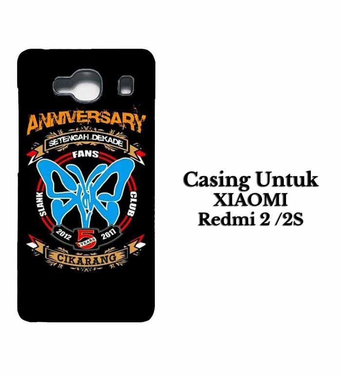 Casing XIAOMI REDMI 2 SLANK CIKARANG Hardcase Custom Case Se7enstores