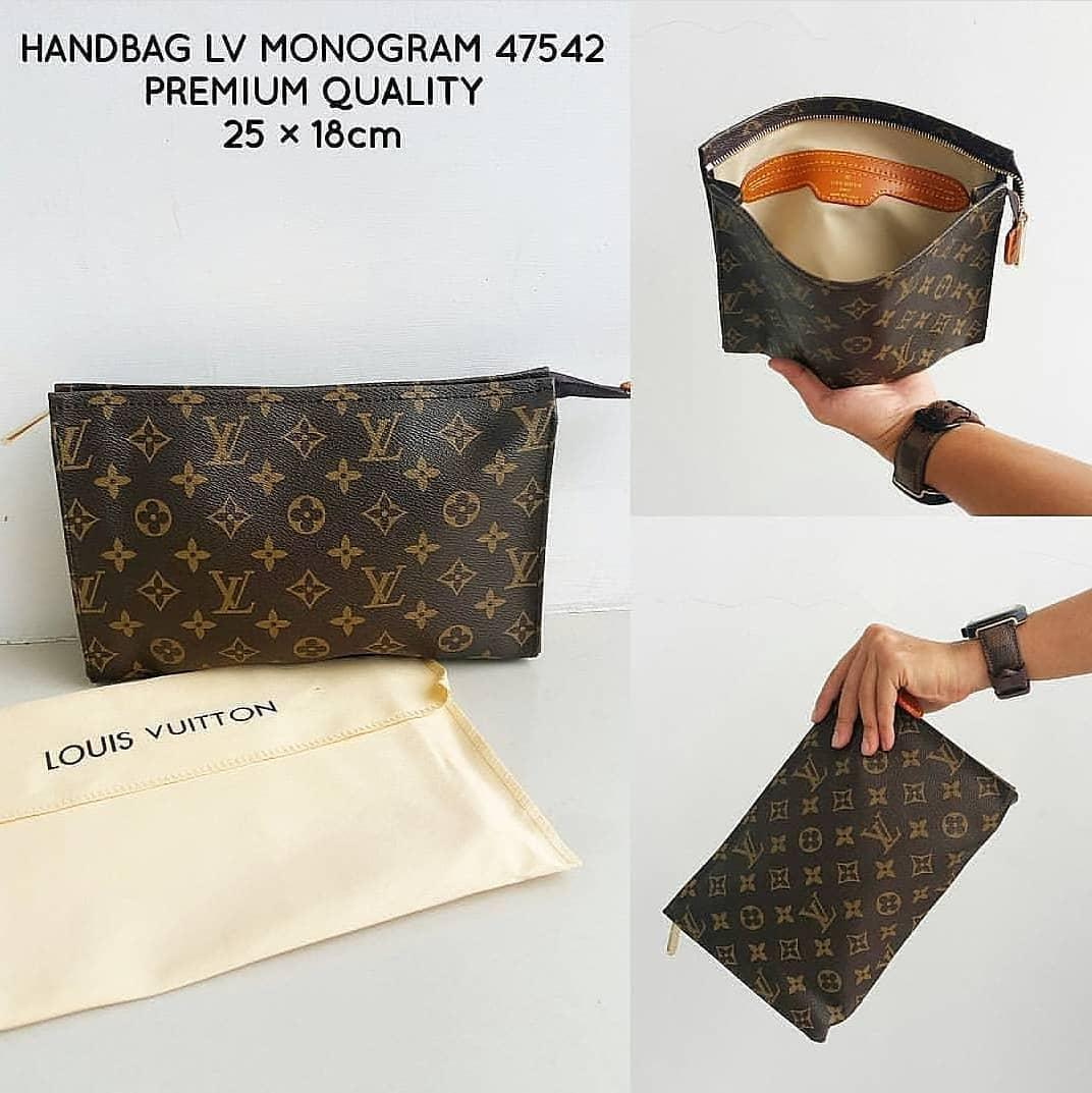 Handbag LV Monogram 57542