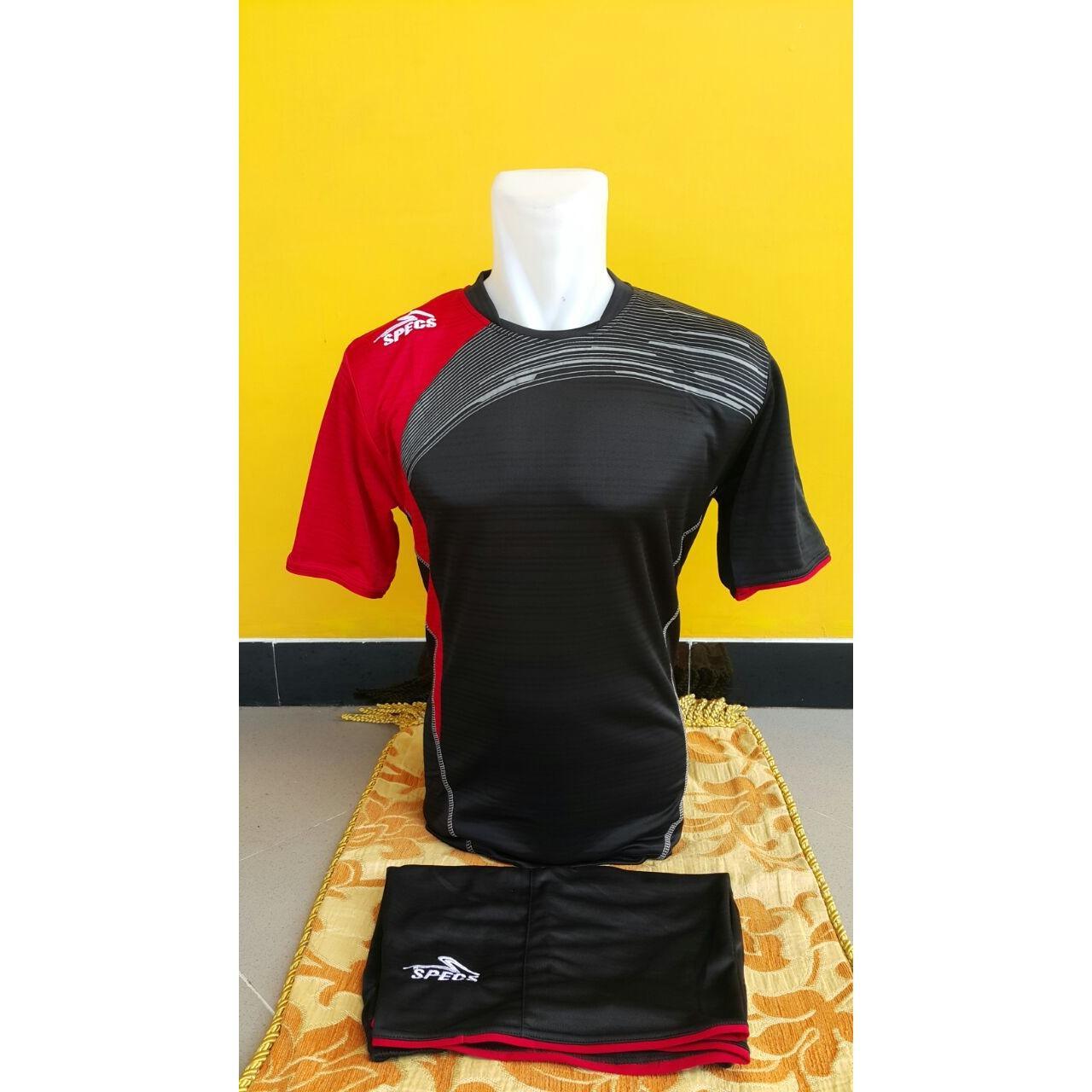 Kostum Kaos Sepakbola Futsal Volly Takraw All Size Drifit Printing Hijau Plus Celana Pendek k3.4