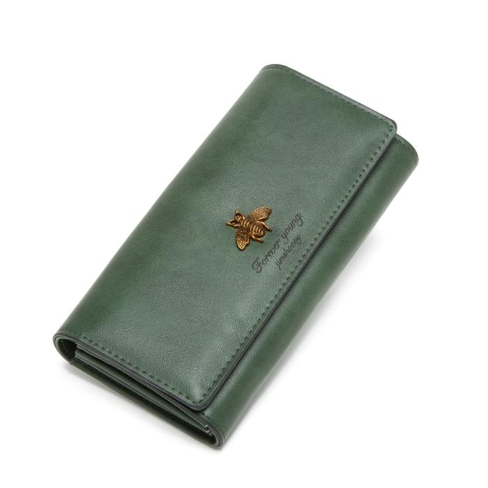 Jims Honey - Kelly Bee Wallet - Dompet Wanita Import Model Panjang