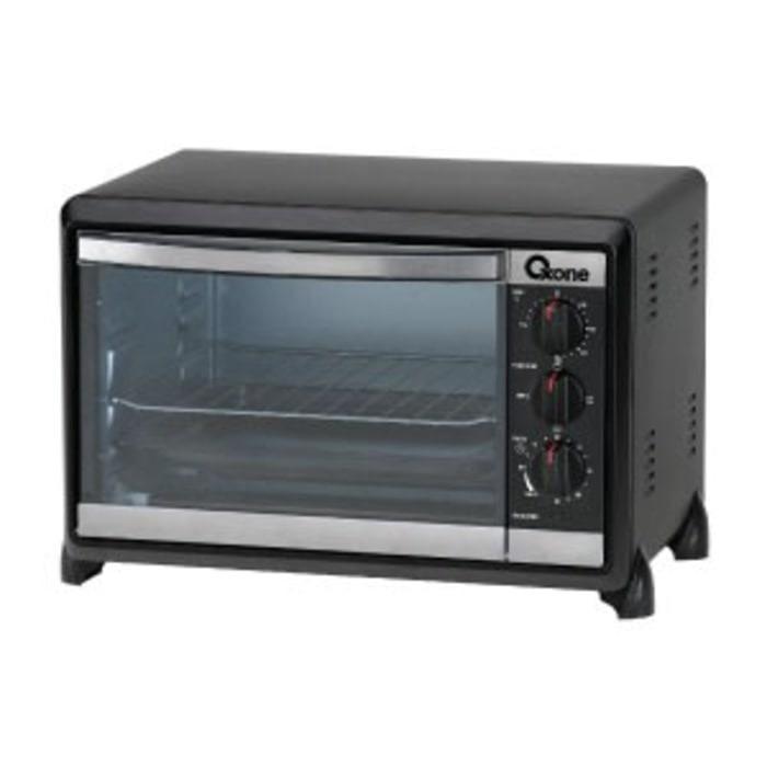 Oxone Oven Listrik 2in1 18ltr 800watt OX-858 / Oven listrik / oven terbaru / oven listrik murah