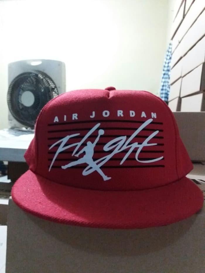 Topi Snapback Air Jordan High Quality - kcsoAj