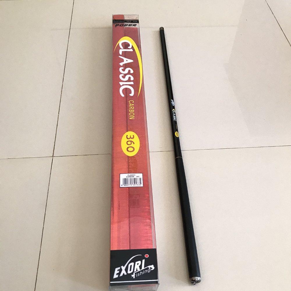 Joran Tegek Pole Exory Classic 360 cm TERBARU BOS PANCING zerya_fishing