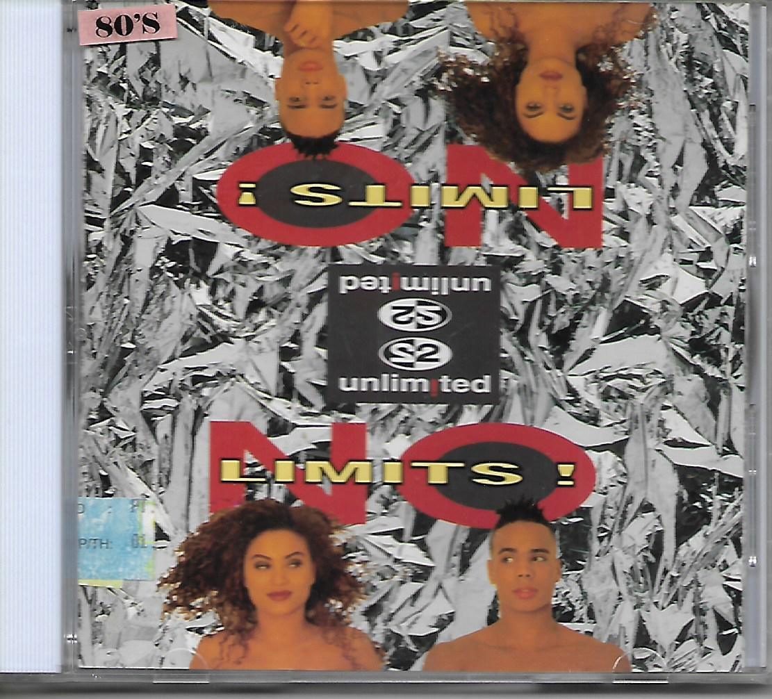 Cd 2 Unlimited No Limits By Et 45 Music Store