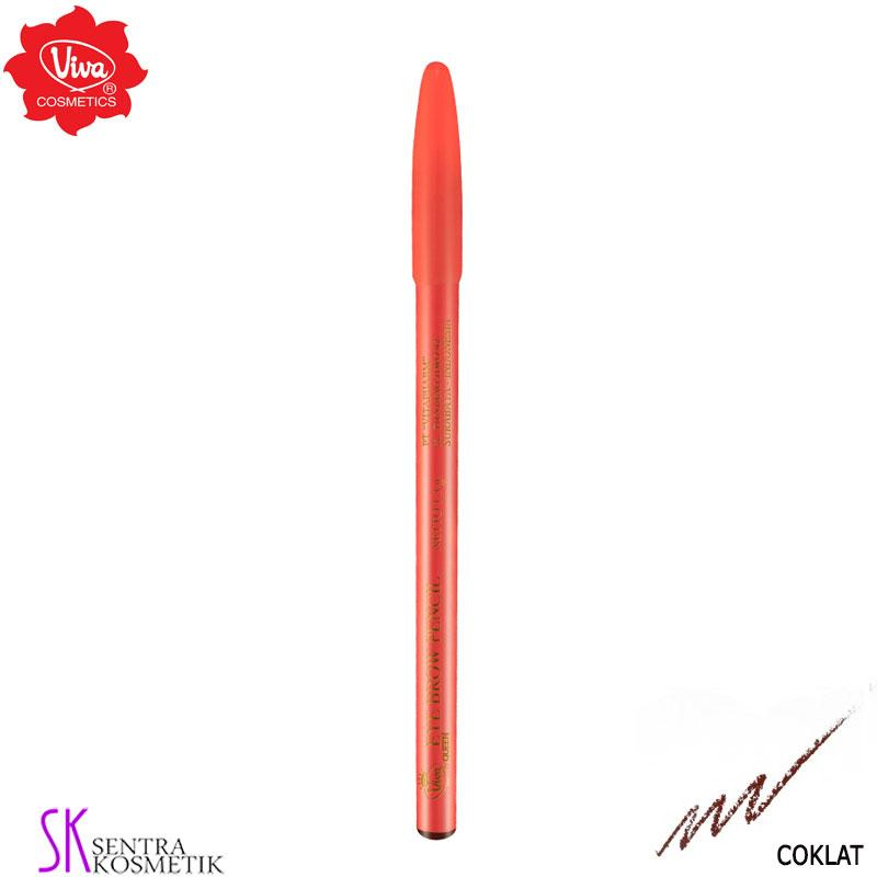 VIVA Queen EYEBROW Pencil Pensil Alis Original