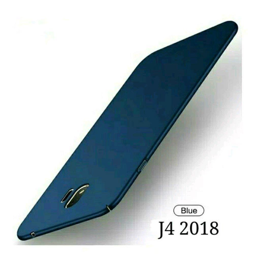 Hardcase case For Samsung J4 (2018) Baby skin Slim (2018) / BLACK/BLUE/GOLD/RED