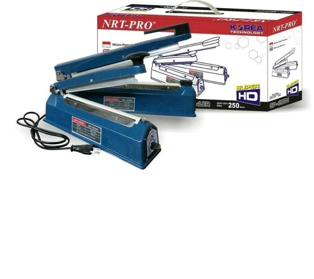 Buy Sell Cheapest Segel Perekat Plastik Best Quality Product Deals Sealer Mini Press Electric Hand Plastic Mesin Impulse 20 Cm Nrt Pro Hd Sp 200p 250 Watt Alat