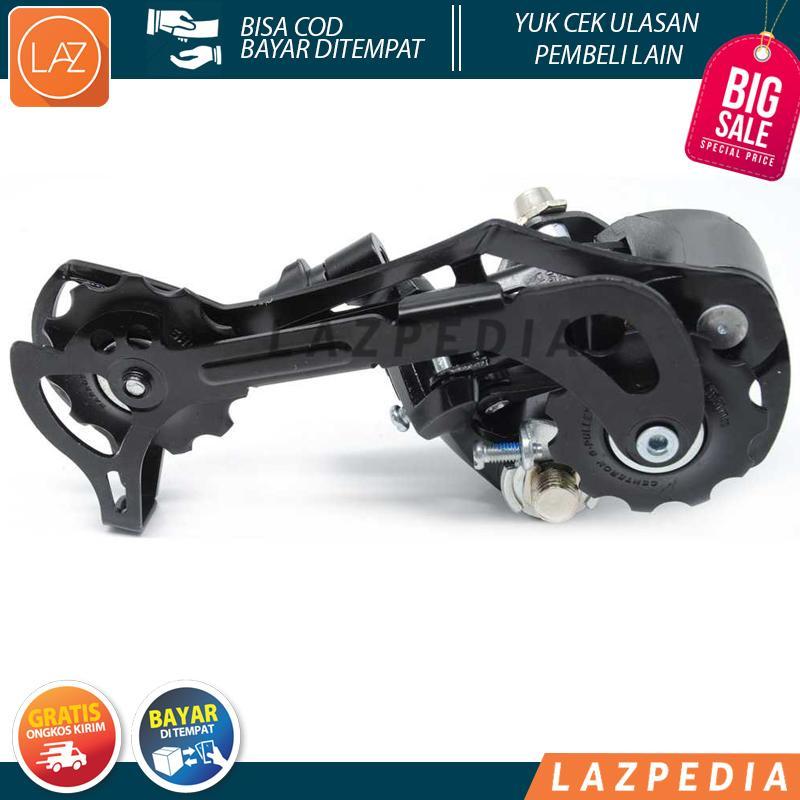 Laz Cod - Shimano Acera 9 Speed Rear Derailleur - Rd-M390 (oem) - Lazpedia / B160 By Lazpedia.