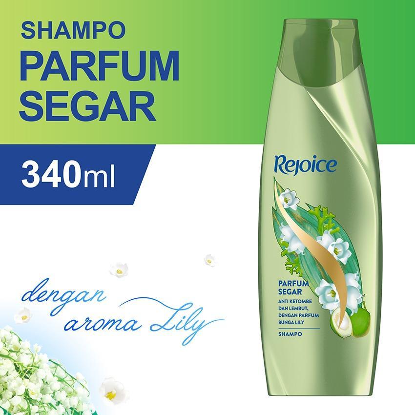 Rejoice Parfum Segar Shampo 340ml