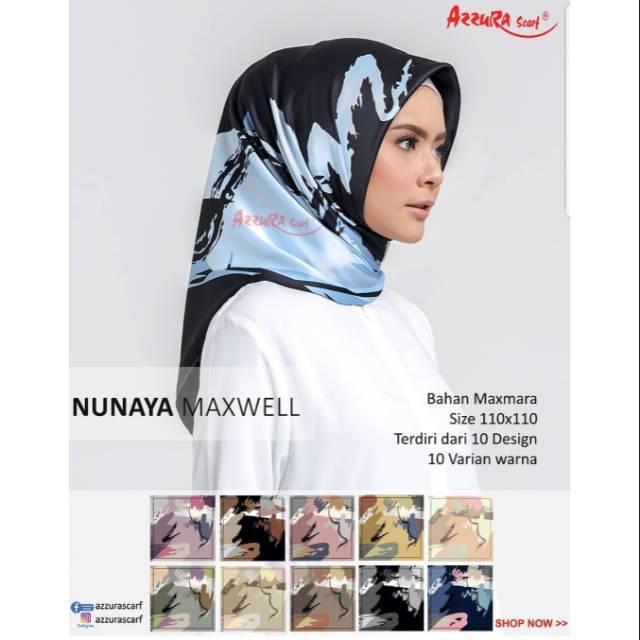 2c07d58261a3322b25aeacc4c0a8d045 Hijab Nunaya Terlaris lengkap dengan List Harganya untuk minggu ini