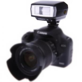 Yinyan Mini Flash Kamera 5600K Untuk DSLR Canon Nikon - BY-18