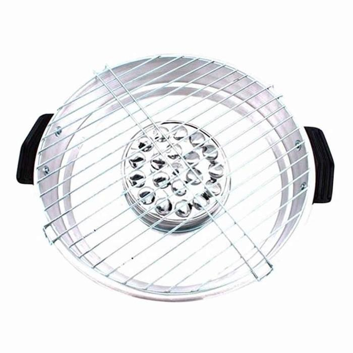 INDO WORLD TRADE-alat panggang Roaster Grill Happy Call 32cm pemanggang
