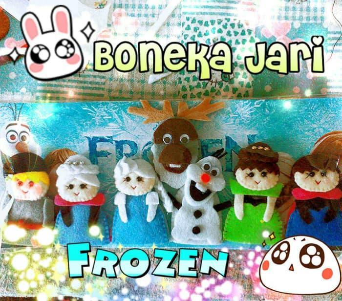 Mainan Boneka Frozen BerjalanIDR91500. Rp 92.000