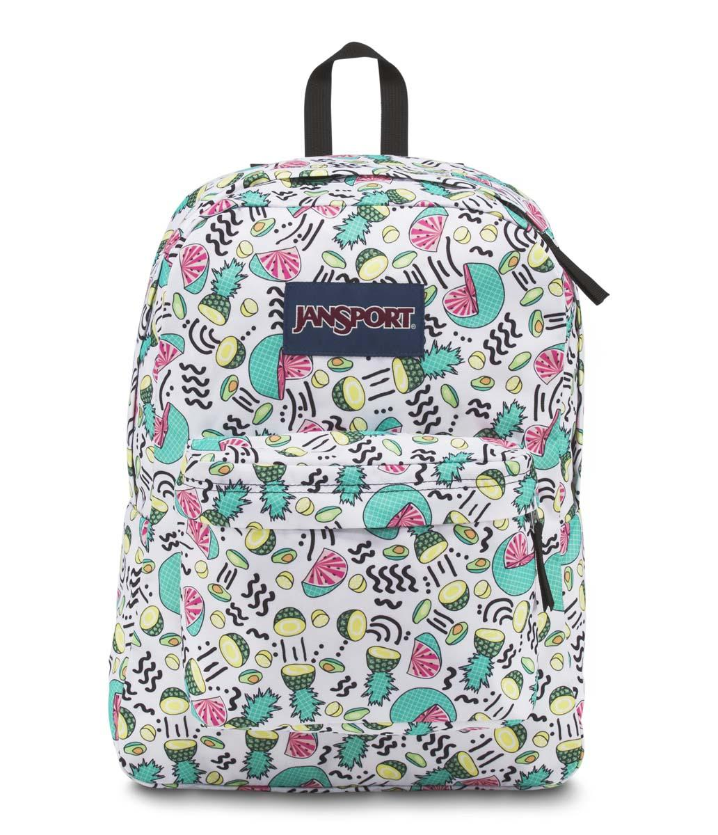 Tas Ransel JanSport Superbreak Fruit Ninja