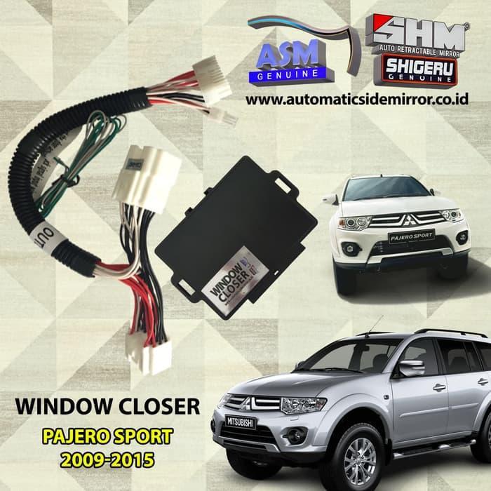 All Auto Window 4 Pintu Naik Turun Pajero 2009-2015