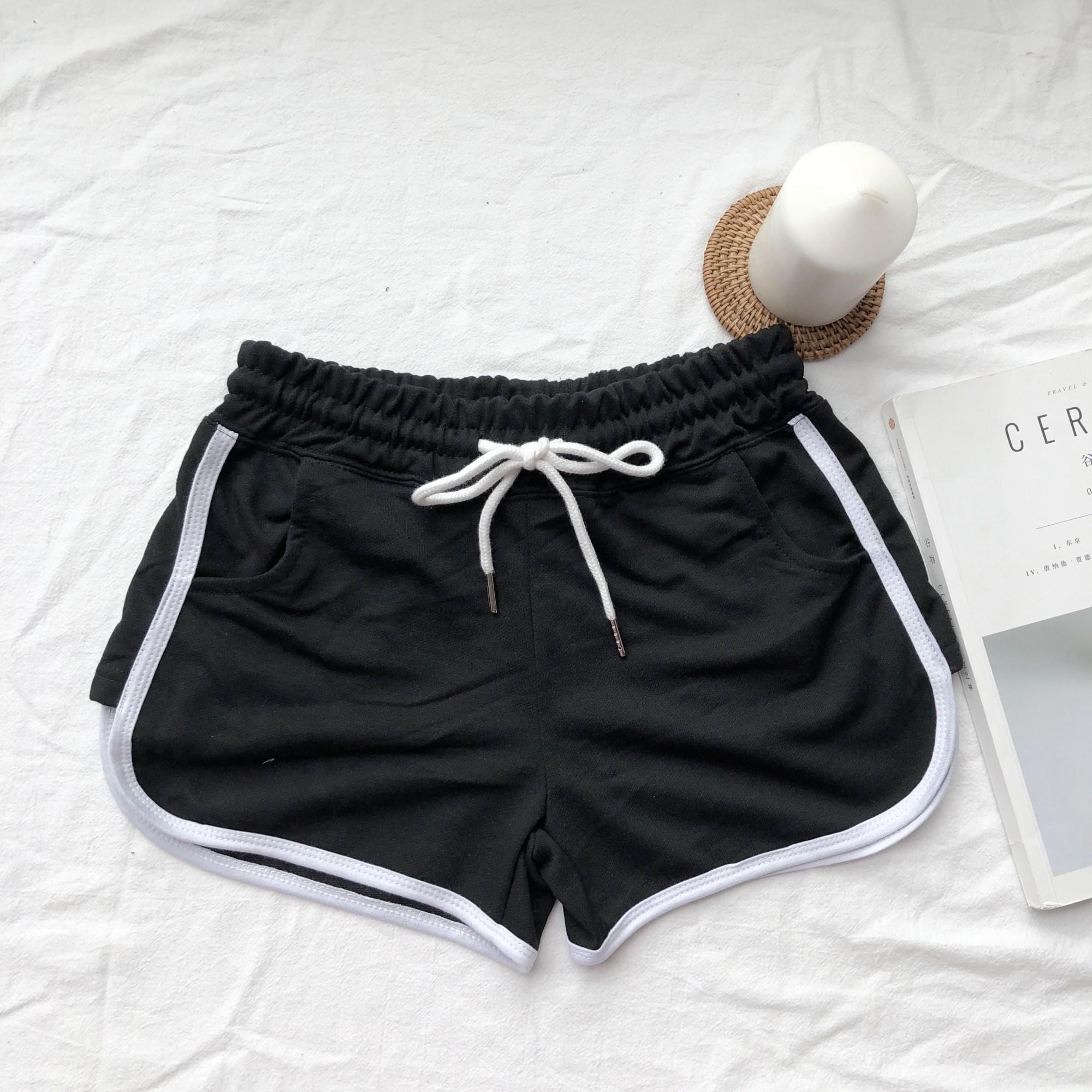 Ulzzang Celana Cargo Baru Celana Pendek Korea Fashion Style Siswa Longgar