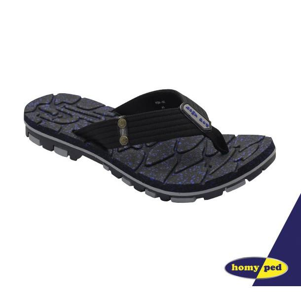 HOMYPED SANDAL PRIA FOX 02 BLACK