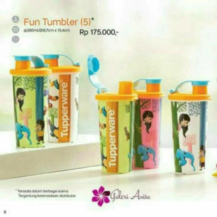 Tupperware Fun Tumbler (1) - Bc4t93