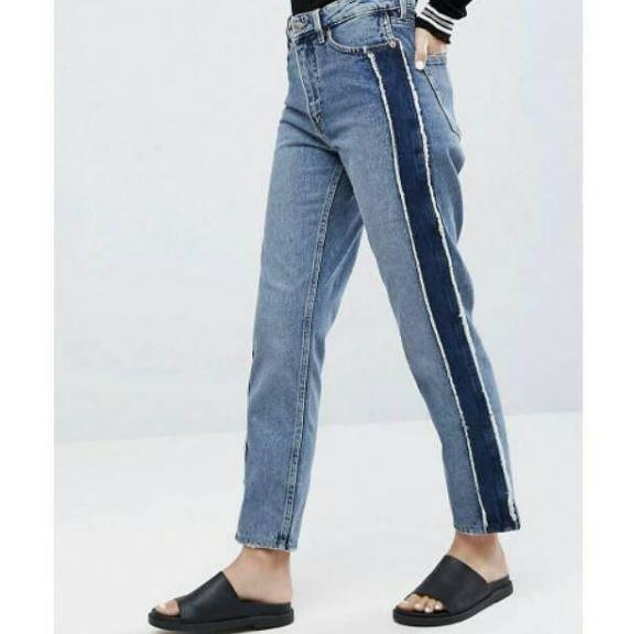 Jeans boyfriend list stradi