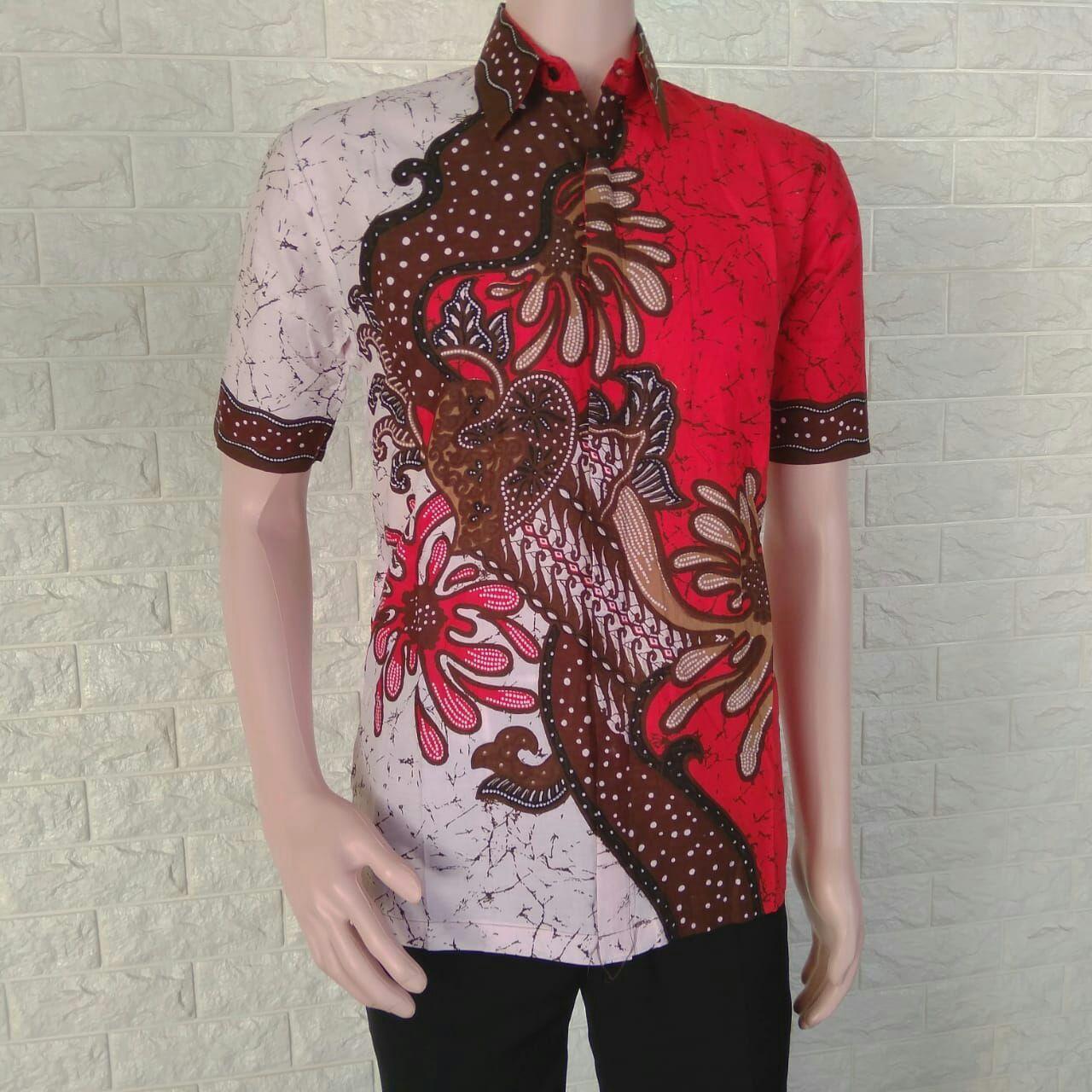 Baju Batik Kombinasi   Baju Batik Pria   Baju Batik Pria Kombinasi   Baju  Batik Pria a45a4fa199